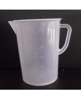 Plastic measuring cup 3000 ml