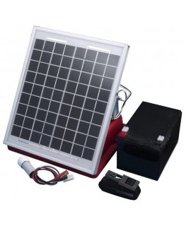 Solar panel kit for Olli 9.07B