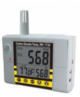 7722 CO2/Temp./RH Meter