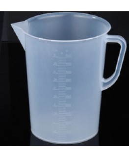 Plastic measuring cup 5000 ml