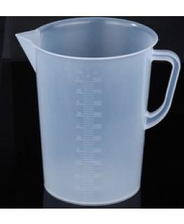Plastic measuring cup 5000 ml